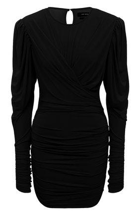 Женское платье ISABEL MARANT черного цвета, арт. R01774-20A033I/GHITA | Фото 1
