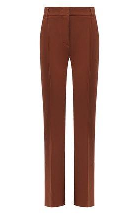 Женские брюки DOROTHEE SCHUMACHER коричневого цвета, арт. 948013/EM0TI0NAL ESSENCE | Фото 1