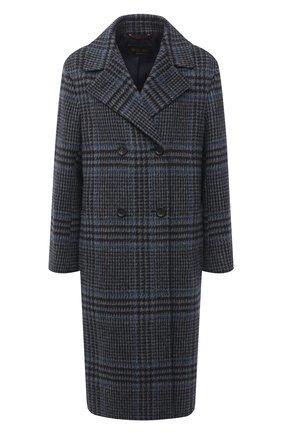 Пальто из шерсти и кашемира | Фото №1