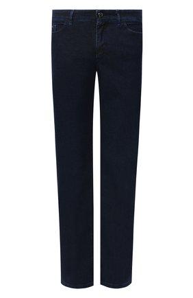 Мужские джинсы ZILLI синего цвета, арт. MCU-00011-LKBL1/R001 | Фото 1