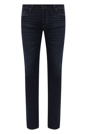 Мужские джинсы DIESEL темно-синего цвета, арт. 00SWJG/009DI | Фото 1