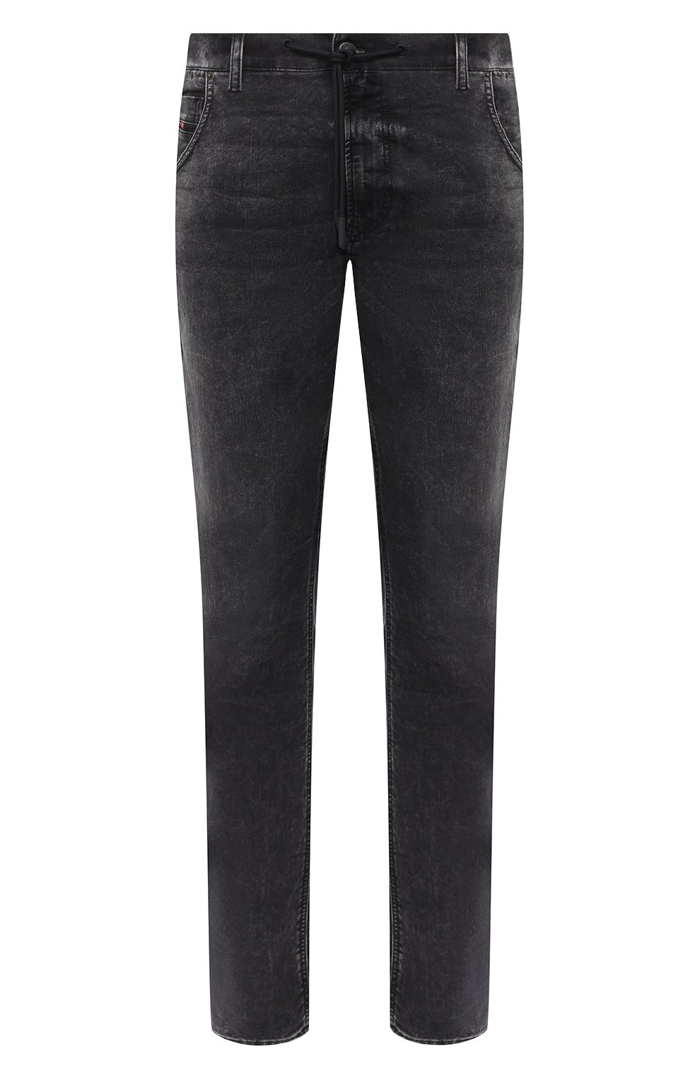 Мужские джинсы DIESEL темно-серого цвета, арт. A00088/009FZ   Фото 1