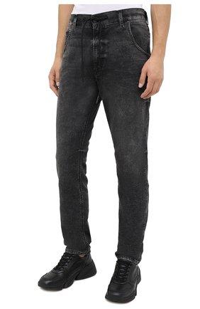 Мужские джинсы DIESEL темно-серого цвета, арт. A00088/009FZ   Фото 3
