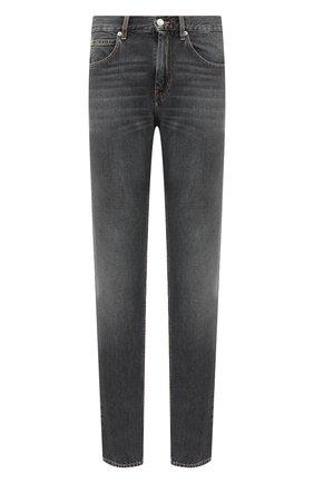 Мужские джинсы ISABEL MARANT серого цвета, арт. PA0867-20A018H/JACK | Фото 1
