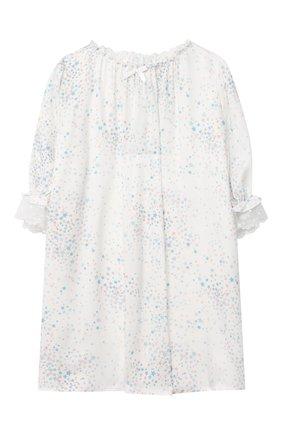 Детская сорочка AMIKI CHILDREN белого цвета, арт. VICT0RIA | Фото 1