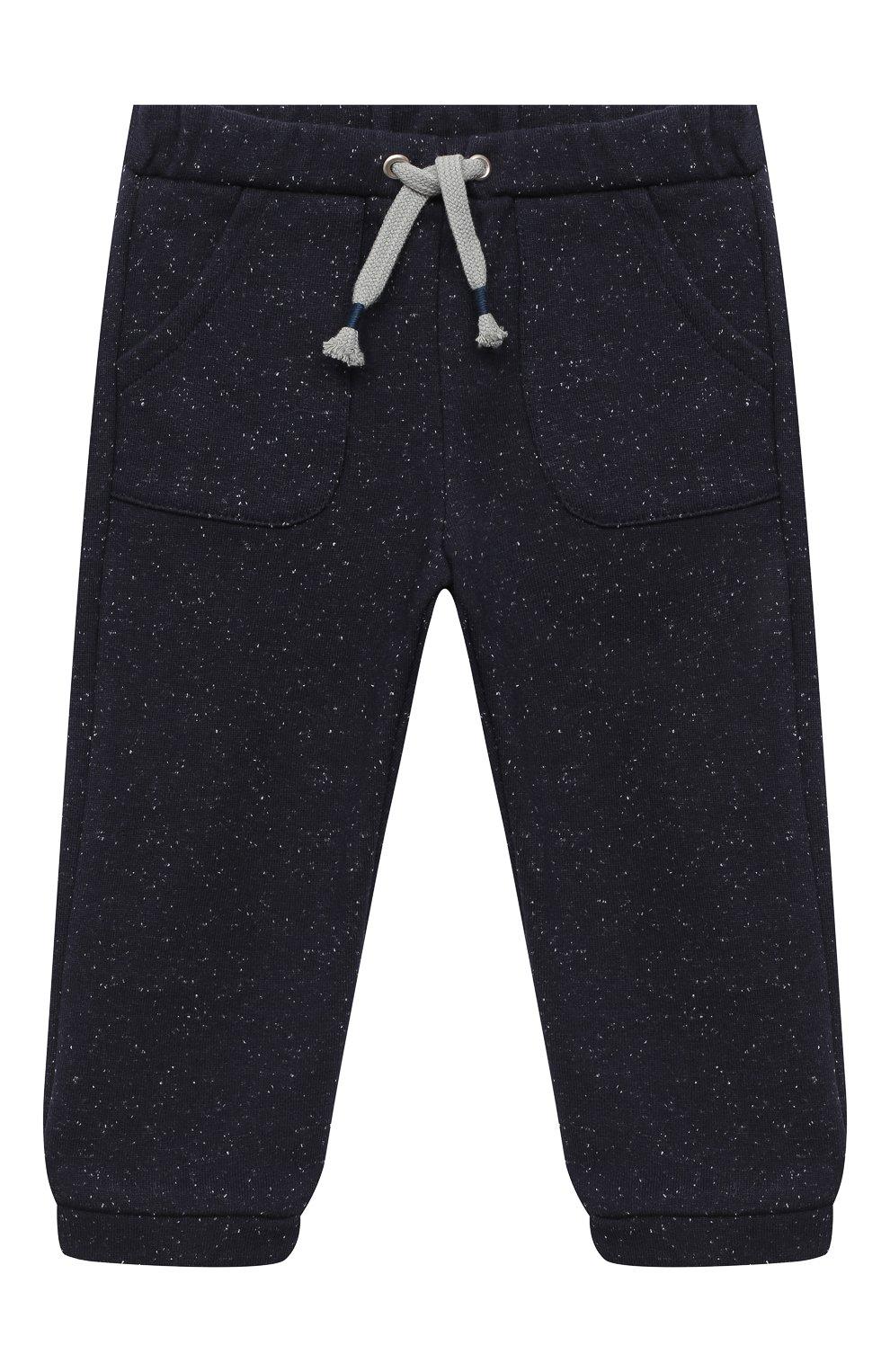 Детский комплект из толстовки и брюк TARTINE ET CHOCOLAT темно-синего цвета, арт. TR35001/18M-3A | Фото 4