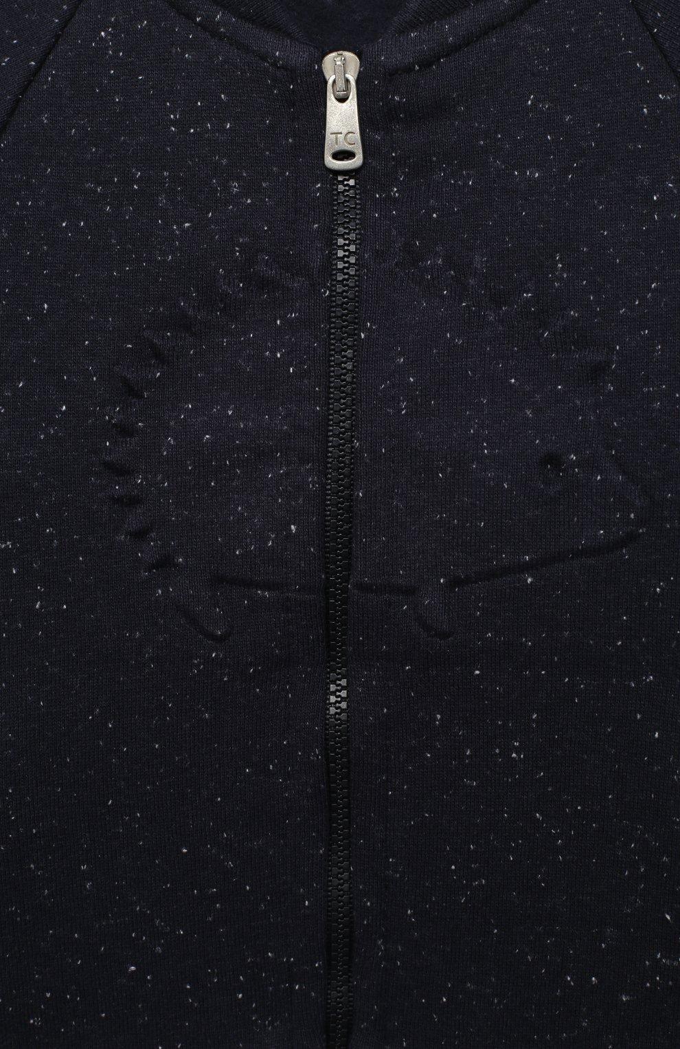 Детский комплект из толстовки и брюк TARTINE ET CHOCOLAT темно-синего цвета, арт. TR35001/18M-3A | Фото 6
