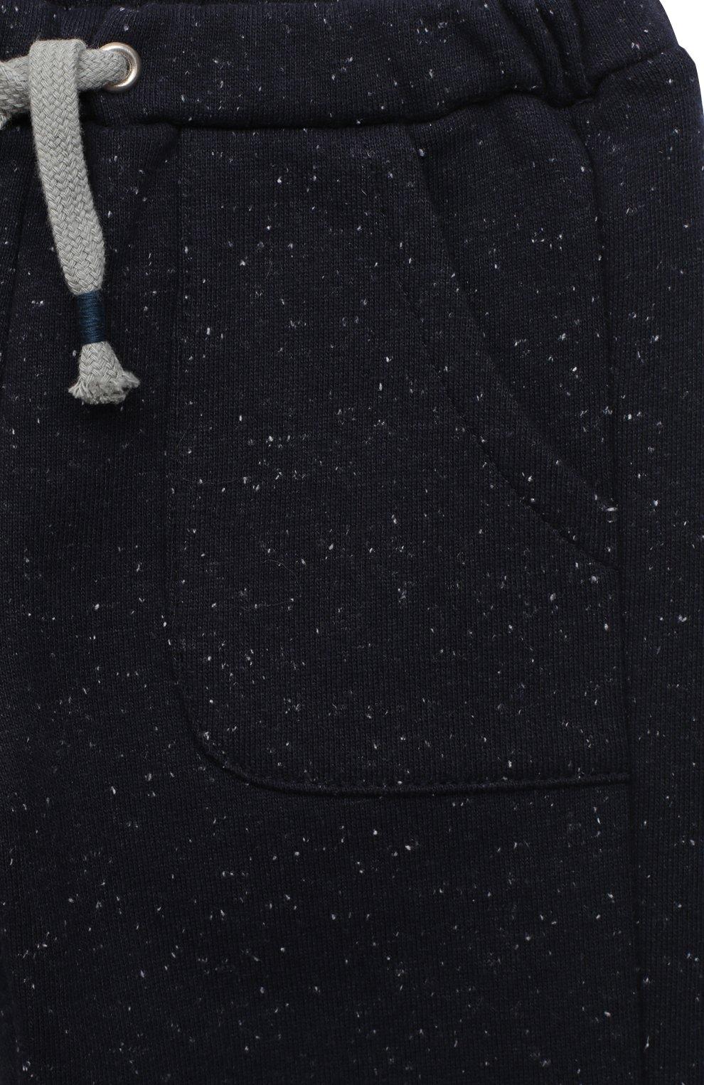 Детский комплект из толстовки и брюк TARTINE ET CHOCOLAT темно-синего цвета, арт. TR35001/18M-3A | Фото 7