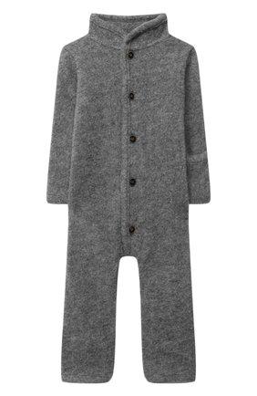 Детский комбинезон SANETTA темно-серого цвета, арт. 10127 | Фото 1