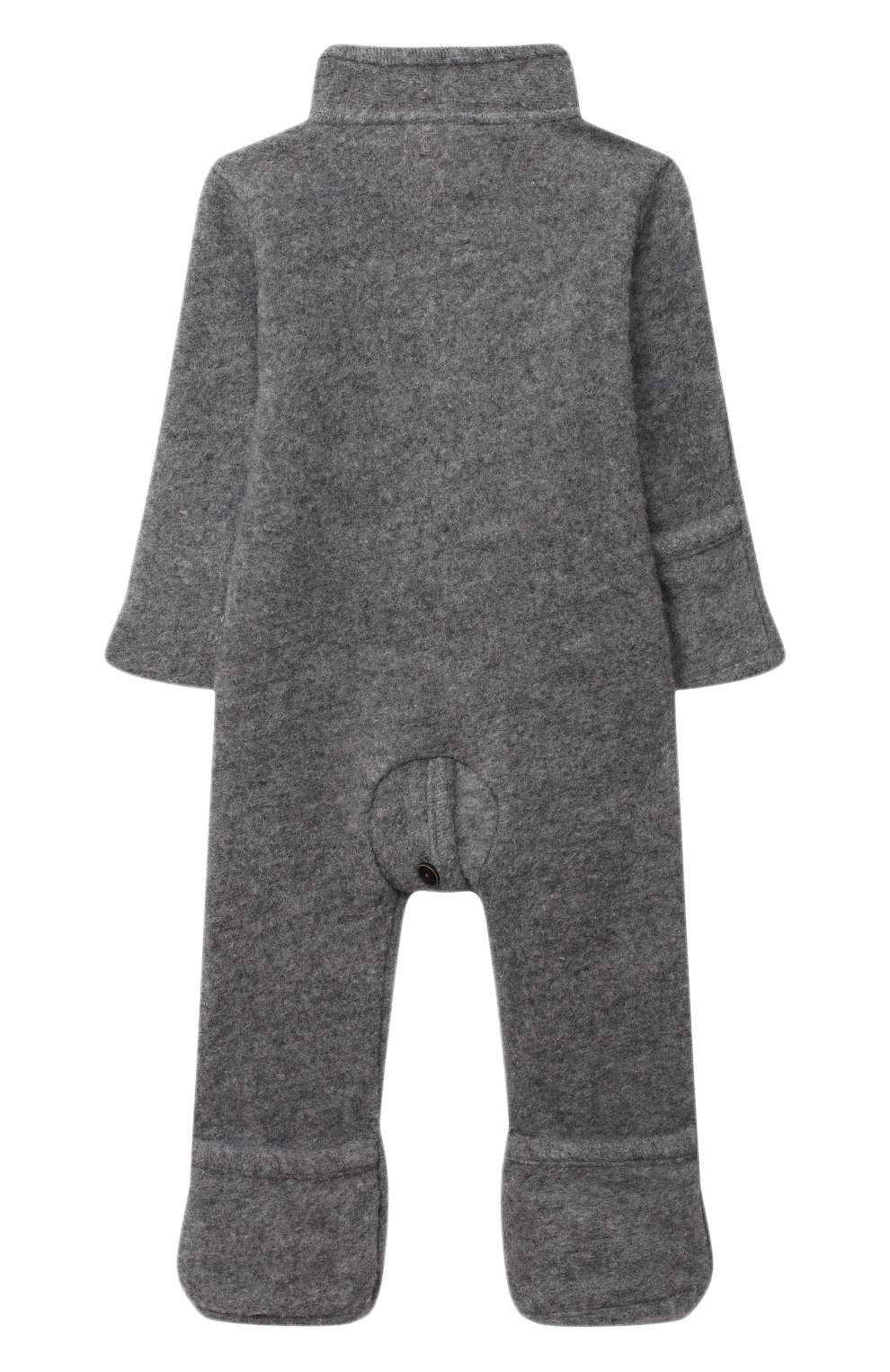 Детский комбинезон SANETTA темно-серого цвета, арт. 10127 | Фото 2