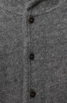 Детский комбинезон SANETTA темно-серого цвета, арт. 10127 | Фото 3