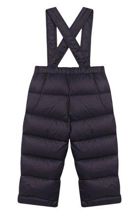 Детского комплект из куртки и брюк MONCLER темно-синего цвета, арт. F2-951-1F504-02-53079 | Фото 5