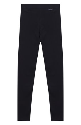 Детские брюки MONCLER темно-синего цвета, арт. F2-954-8H732-10-829F4/12-14A | Фото 2