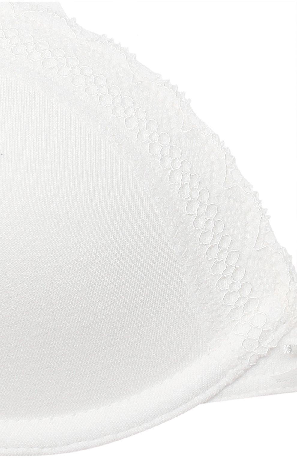 Детский бюстгальтер SANETTA белого цвета, арт. 344655.   Фото 3