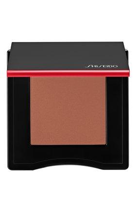 Румяна с эффектом естественного сияния innerglow powder, 07 cocoa dusk SHISEIDO бесцветного цвета, арт. 14888SH | Фото 1
