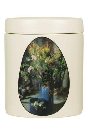 Мужского свеча ароматная mimosa & cardamom JO MALONE LONDON бесцветного цвета, арт. L9KE-01 | Фото 1