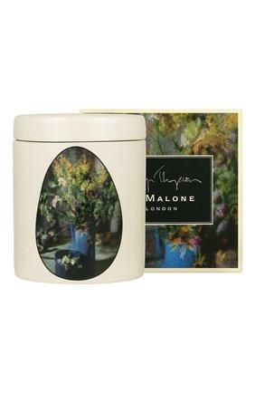 Мужского свеча ароматная mimosa & cardamom JO MALONE LONDON бесцветного цвета, арт. L9KE-01 | Фото 2
