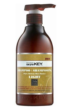 Женский шампунь восстанавливающий damage repair light SARYNA KEY бесцветного цвета, арт. 7290111425820 | Фото 1