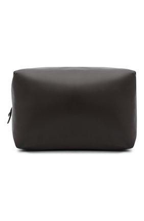 Мужской кожаный несессер BOTTEGA VENETA темно-коричневого цвета, арт. 629675/VA9V3 | Фото 1