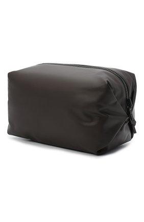Мужской кожаный несессер BOTTEGA VENETA темно-коричневого цвета, арт. 629675/VA9V3 | Фото 2