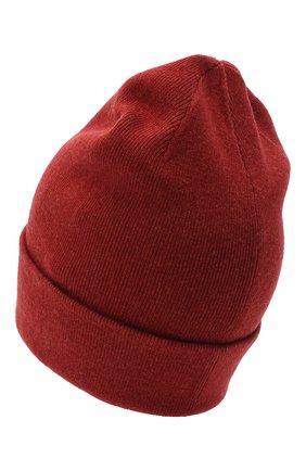 Женский шапка из хлопка и шерсти ISABEL MARANT красного цвета, арт. BE0009-20A032A/HART | Фото 2