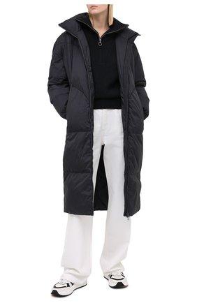Женский пуховик ISABEL MARANT ETOILE черного цвета, арт. MA0807-20A063E/CRAYA0 | Фото 2