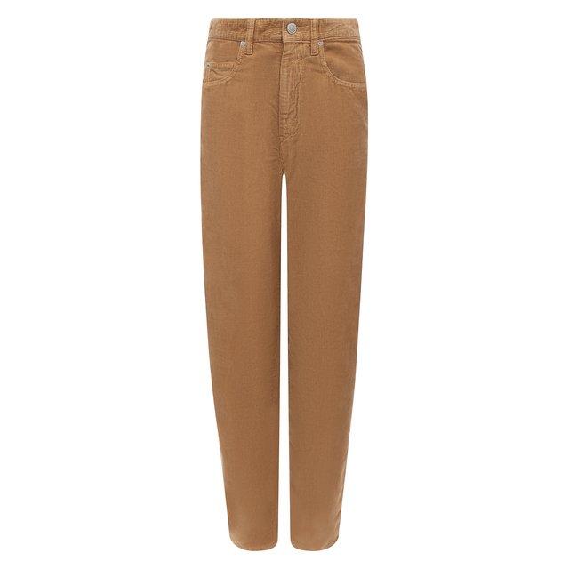Хлопковые брюки Isabel Marant Etoile