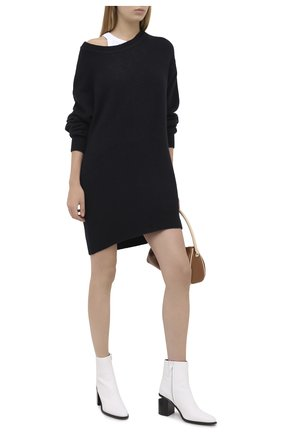 Женское платье ISABEL MARANT ETOILE черного цвета, арт. R01809-20A081E/DANAELLE | Фото 2