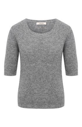 Женский шерстяной пуловер DOROTHEE SCHUMACHER серого цвета, арт. 914204/S0FT FLASH | Фото 1