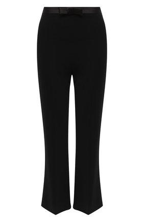 Женские брюки MIU MIU черного цвета, арт. MP1362-4KT-F0002   Фото 1