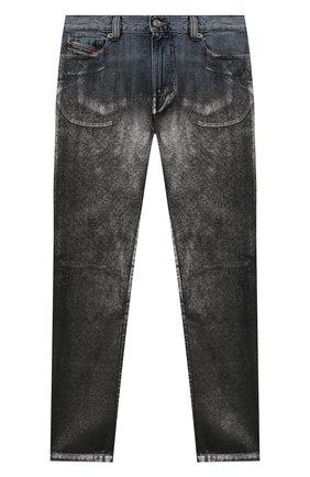 Детские джинсы DIESEL темно-серого цвета, арт. 00J46D-KXB5N | Фото 1