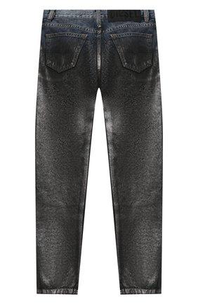 Детские джинсы DIESEL темно-серого цвета, арт. 00J46D-KXB5N | Фото 2
