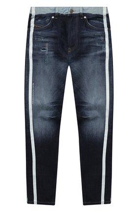 Детские джинсы DIESEL синего цвета, арт. 00J3RL-KXB5V | Фото 1