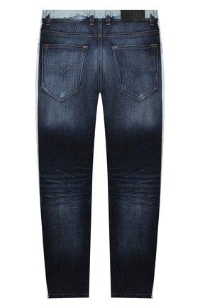 Детские джинсы DIESEL синего цвета, арт. 00J3RL-KXB5V | Фото 2