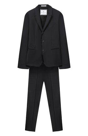 Детский костюм PHILIPP PLEIN серого цвета, арт. F20C BRF0105 PTE003N | Фото 1