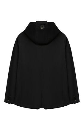 Детский пиджак PHILIPP PLEIN черного цвета, арт. F20C BRF0106 PTE003N | Фото 2