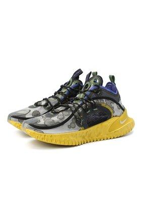Мужские кроссовки ispa flow 2020 se NIKELAB серого цвета, арт. CI1474-200 | Фото 1