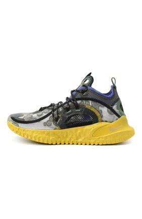 Мужские кроссовки ispa flow 2020 se NIKELAB серого цвета, арт. CI1474-200 | Фото 3