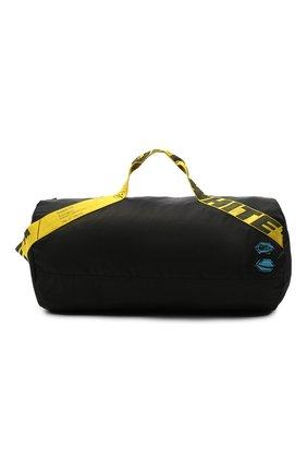 Мужская текстильная спортивная сумка OFF-WHITE черного цвета, арт. 0MNA108E20FAB0011000 | Фото 1