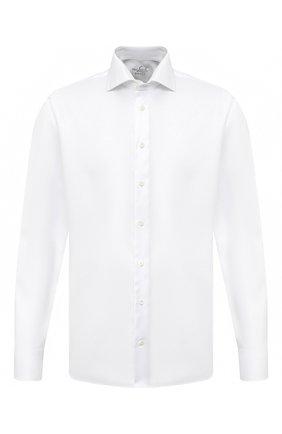 Мужская хлопковая сорочка VAN LAACK белого цвета, арт. RIVARA-LTFN/150130 | Фото 1