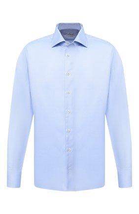 Мужская хлопковая сорочка VAN LAACK голубого цвета, арт. RIVARA-LTFN/150130 | Фото 1