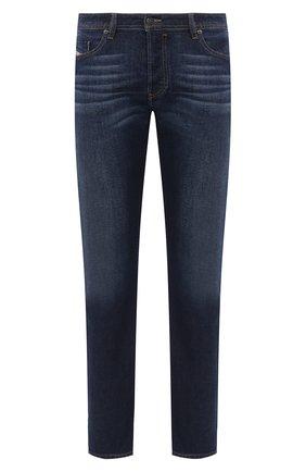Мужские джинсы DIESEL темно-синего цвета, арт. A00895/009HN | Фото 1