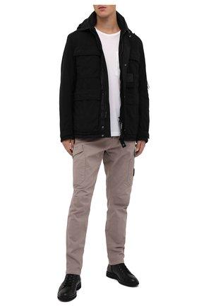 Мужские кожаные ботинки ALDO BRUE черного цвета, арт. AB8535K-MR.L.E20G | Фото 2