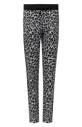 Женские хлопковые брюки DOLCE & GABBANA разноцветного цвета, арт. FTBR8T/HS7B0 | Фото 1