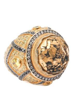 Женское кольцо cleopatra QUEENSBEE разноцветного цвета, арт. 102276/27,77   Фото 1