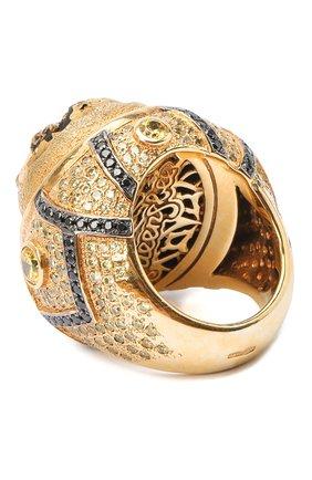 Женское кольцо cleopatra QUEENSBEE разноцветного цвета, арт. 102276/27,77   Фото 2