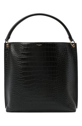 Женский сумка tag SAINT LAURENT черного цвета, арт. 635266/1300W | Фото 1