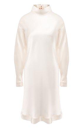 Женское платье MARNI белого цвета, арт. ABMA0574U0/TV769 | Фото 1