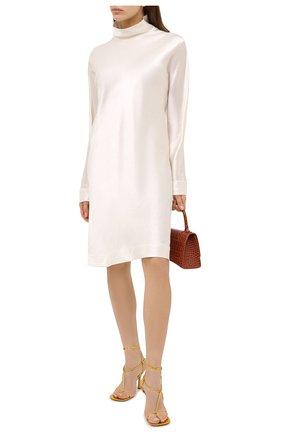 Женское платье MARNI белого цвета, арт. ABMA0574U0/TV769 | Фото 2