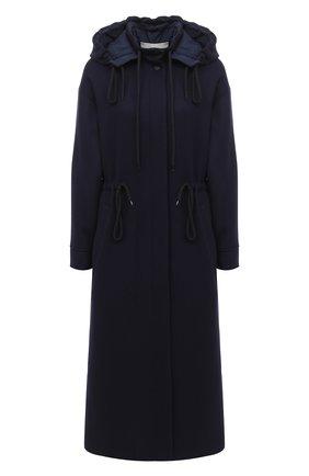 Женское шерстяное пальто TELA темно-синего цвета, арт. 05 1983 01 9901 | Фото 1